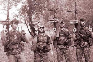 Egyre fiatalabb terroristák a Kaukázusban